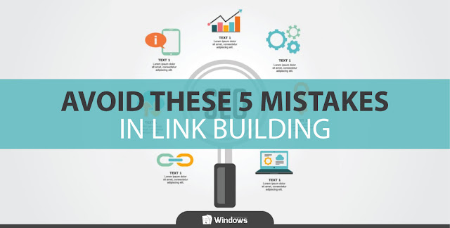Avoid These 5 Mistakes in Link Building