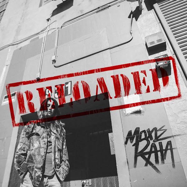 Moxie Raia - 931 Reloaded Cover