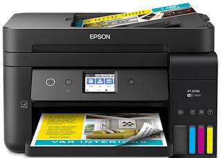 Epson ET-4750 Driver Download