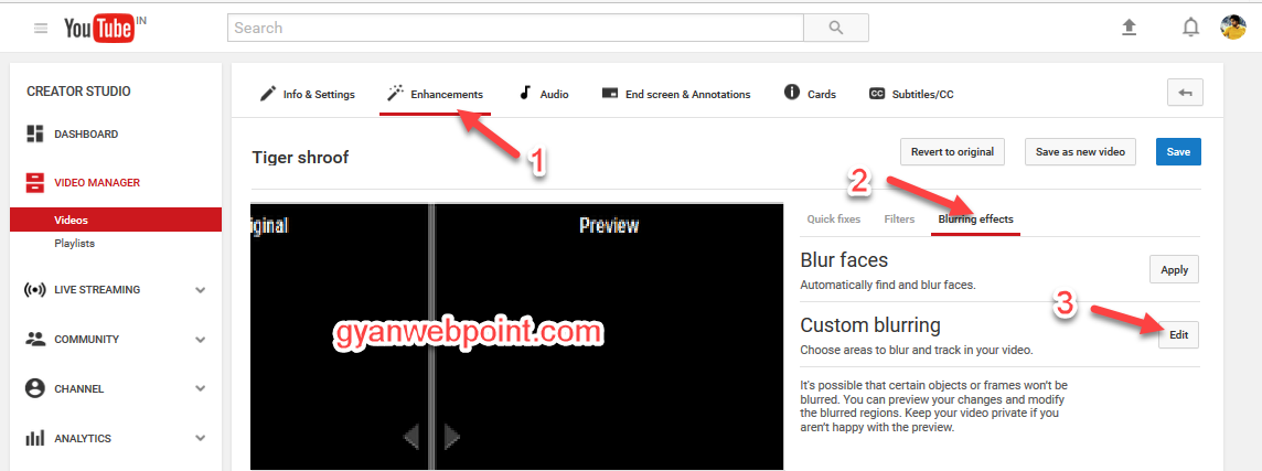 YouTube-Par-Video-Blur-Kaise-Kare