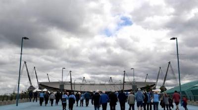 etihad stadium markas mancester city premier league