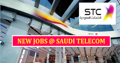 Jobs At Saudi Telecom Company