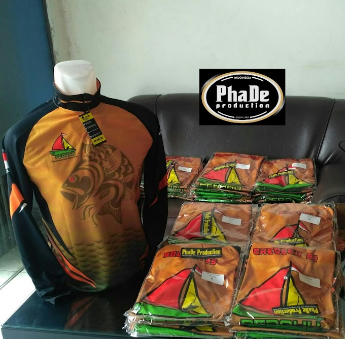 Jersey Mancing Perahu by PhaDe Production