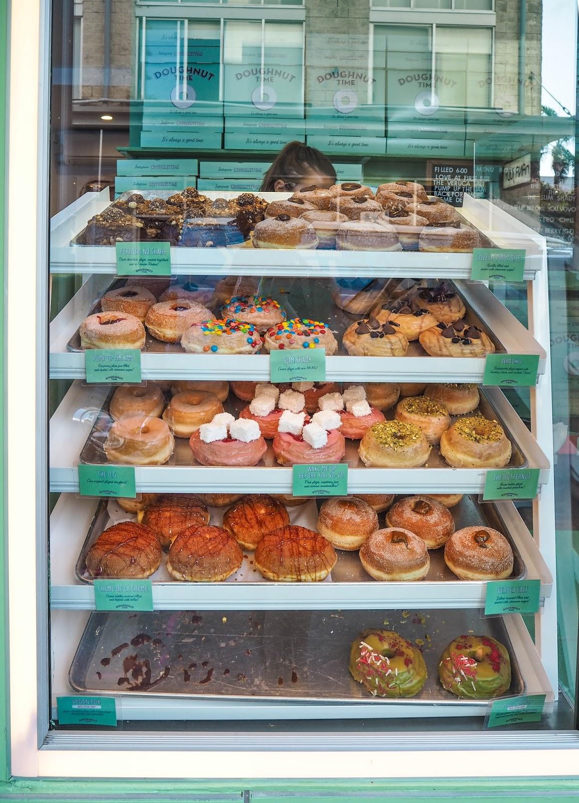 Doughnut Time shop, Bondi