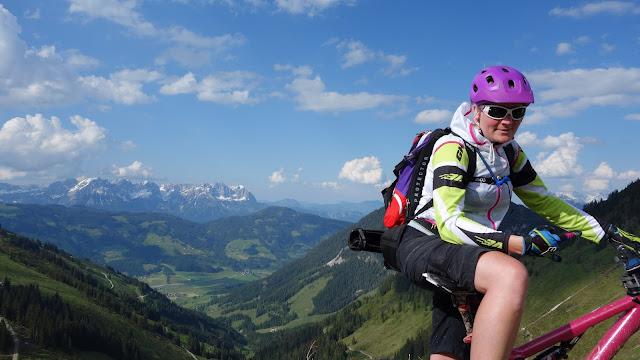 Kirchberg in Tirol Bikestrecken