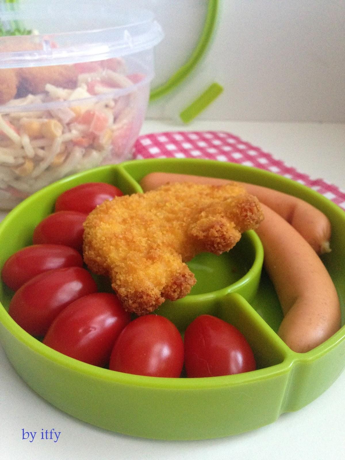 Noch schneller geht es mit Möhren aus dem Glas se einfach abtropfen lassen und zum Salat geben