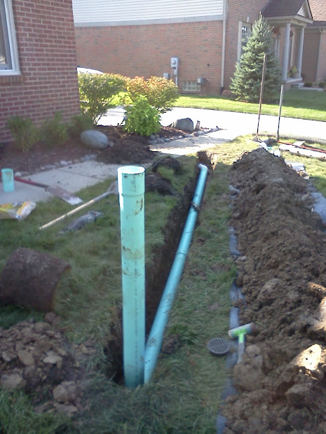Solution Erosion Downspout - Year of Clean Water