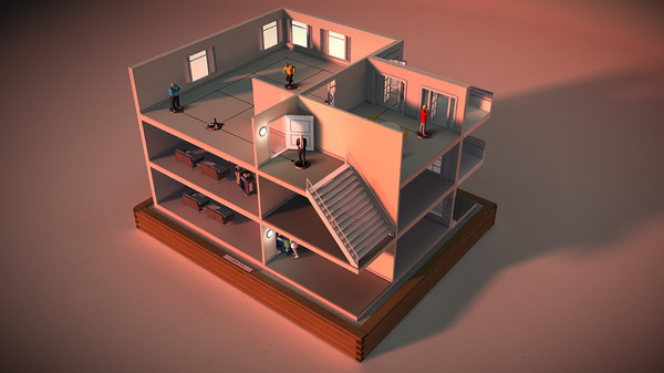 Hitman GO: Definitive Edition PC Game