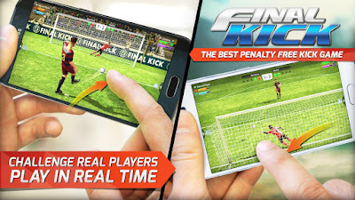 Final Kick v3.1.17 MOD Apk (Unlimited Money) Latest Version Screenshot 1