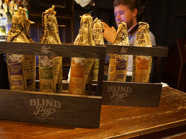 The Launch of Blind Pig Cider