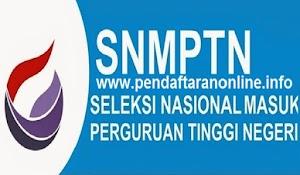 Pendaftaran Online SNMPTN 2019-2020