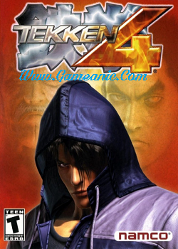 Tekken 4 Game Cover