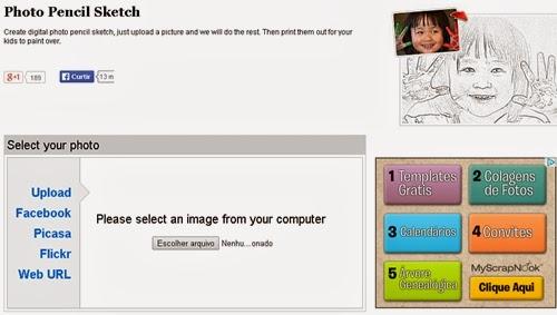 dica e tutoriais para montagem de foto online
