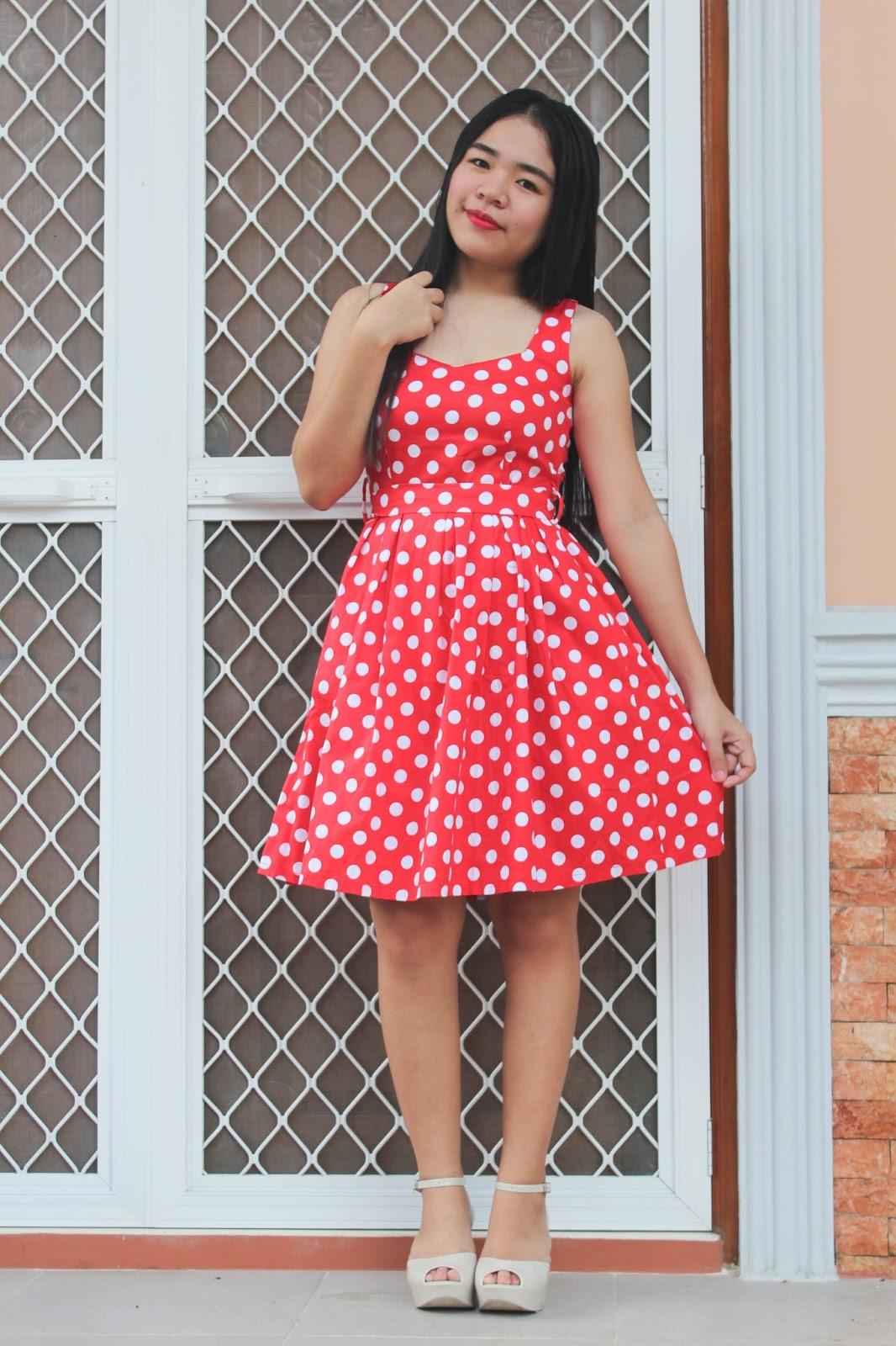 Sarah Rizaga Dressgal Sundress