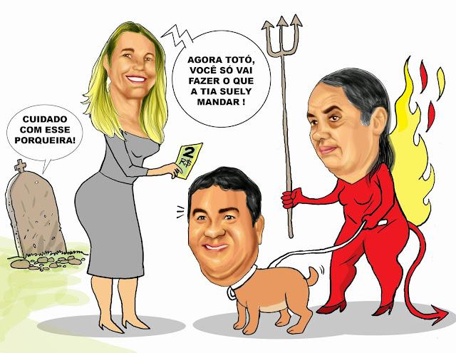 Resultado de imagem para Marta Resende Ulianópolis Charge