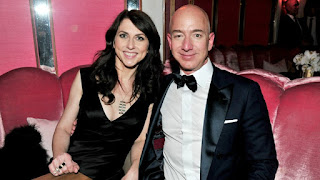 MacKenzie Bezos is About to Become World's Richest Woman