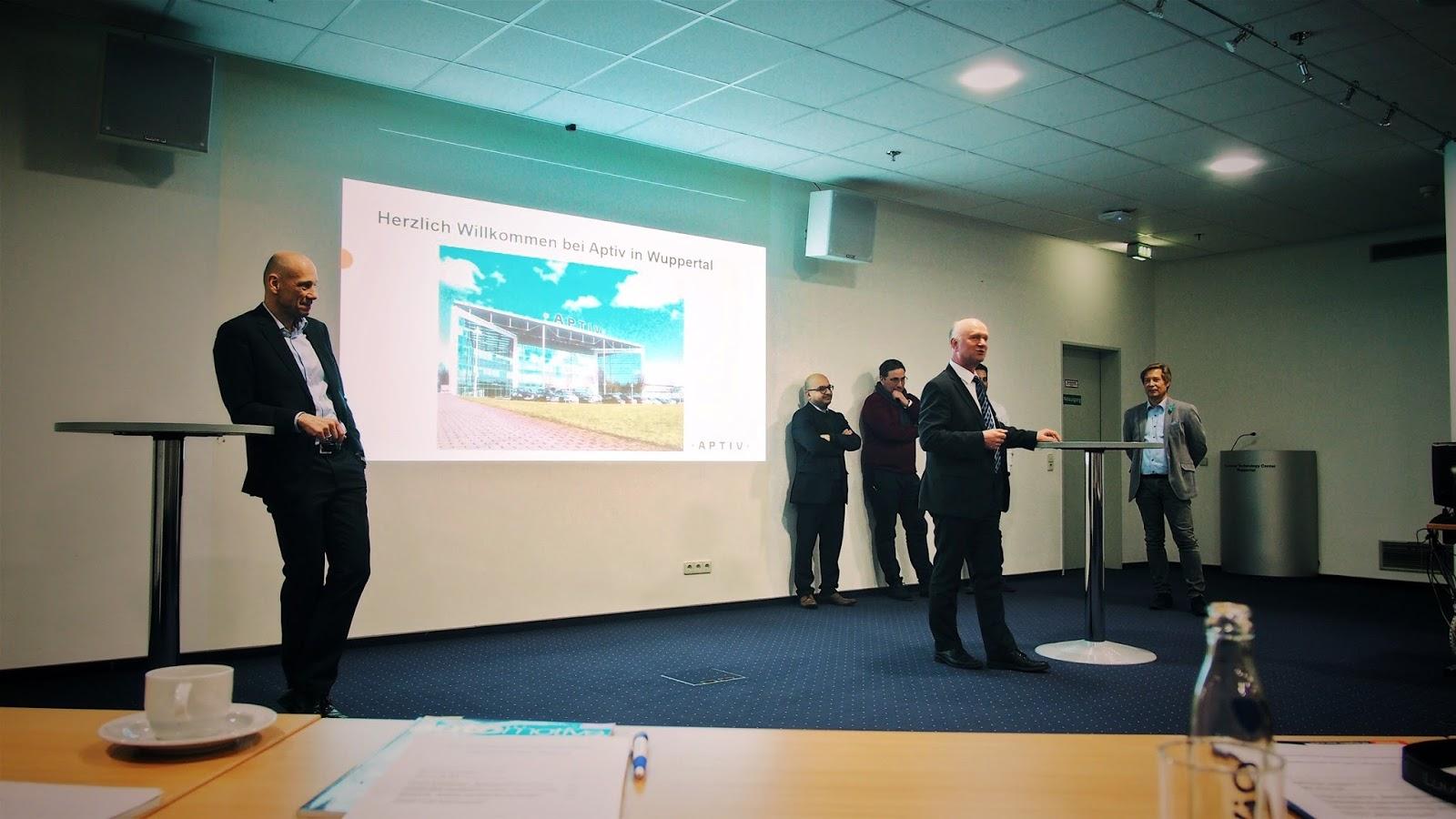 Wuppertal spielt eine große Rolle in der Zukunft des autonomen Fahrens | Atomlabor on Tour