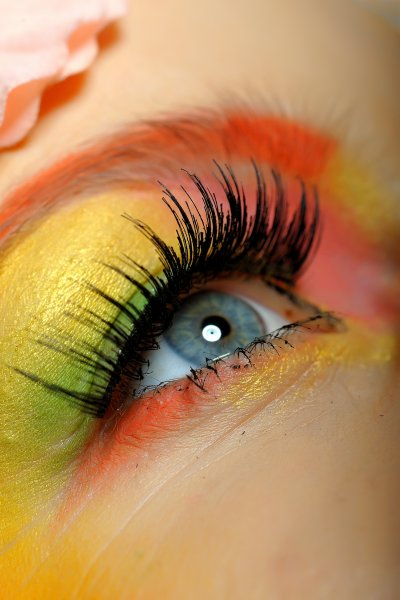 3D Colorfull Eyes HD Wallpapers Free Download