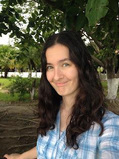 Stephanie in El Salvador