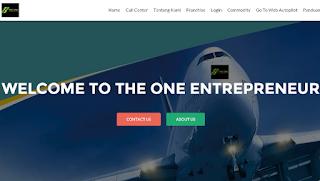 pembuatan website di jakarta, website travel