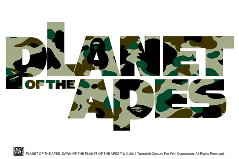 BAPE X PLANET OF THE APE