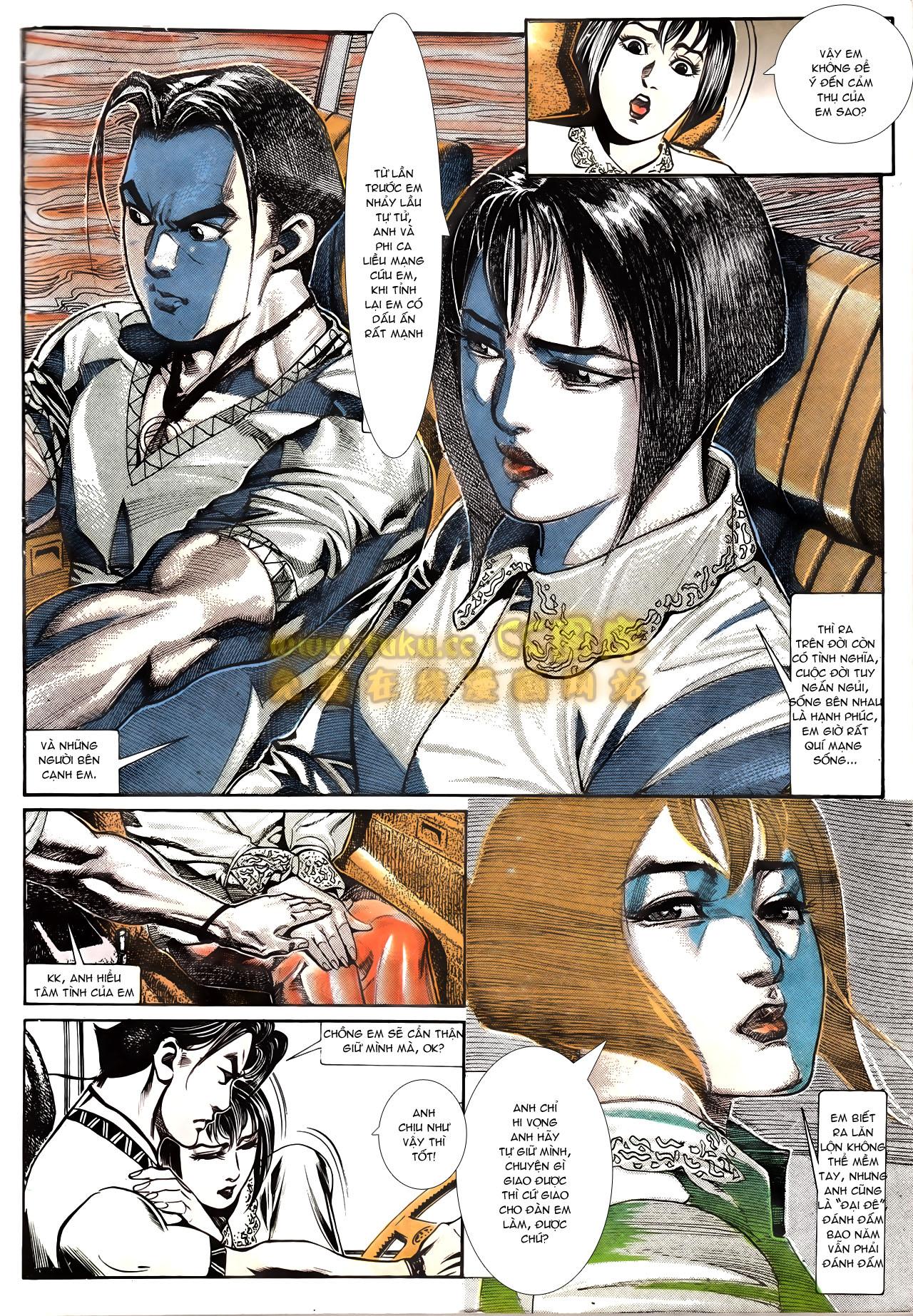 Người Trong Giang Hồ chapter 162: cưa đại tẩu trang 26