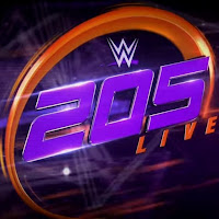 WWE 205 Live Results - October 17, 2018