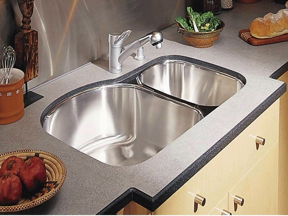 Stainless steel kitchen sinks - Home Decor