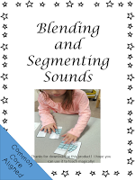 segmenting  and successive blending phonemic awareness puzzles from teachmagically