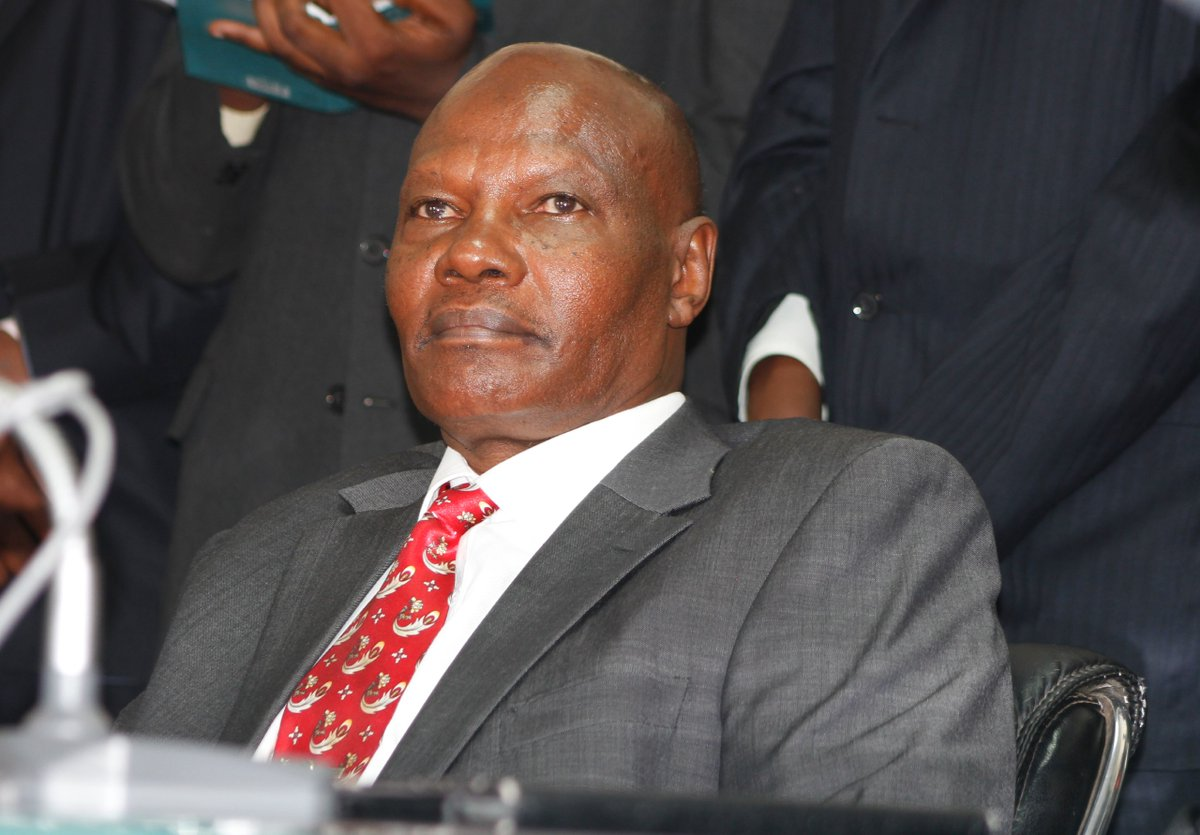 Ex-Town Clerk John Gakuo, Jailed For Stealing Cemetery Land, Dies In Jail