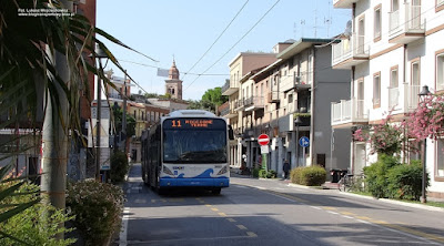 Van Hool NewAG300T, Start Romagna