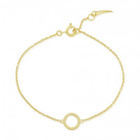 Tembo Shina 18ct Yellow Gold Vermeil Bracelet