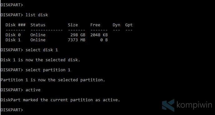 Cara Membuat Bootable Flashdisk Windows 7 8 8 1 10