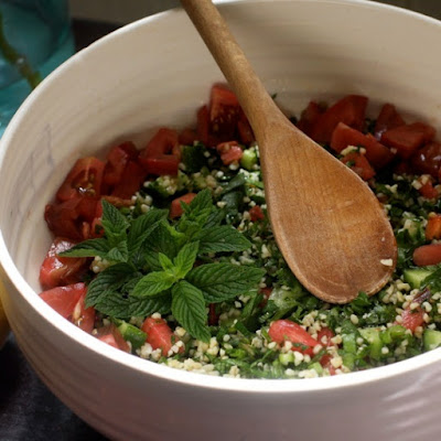 Tabbouleh is one of those dishes that lends itself towards improvisation How to Make Tabbouleh Salad with Bulgur, Quinoa, or Cracked Wheat Recipe