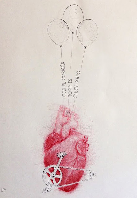 "2CORAZÓN"",""CORAZON"",""HEART"",""sentimiento"",""sentir,""dibujo"",""Drawing"",""bic"",""boli"",""boigrafo"",""ink"",""pen"",""feeling"",""love"",""amor"",""poder"",""power"",""illustration"",""ilustracion"""