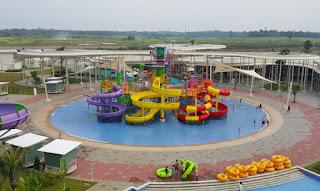 Go! Wet Waterpark Grand Wisata Tambun