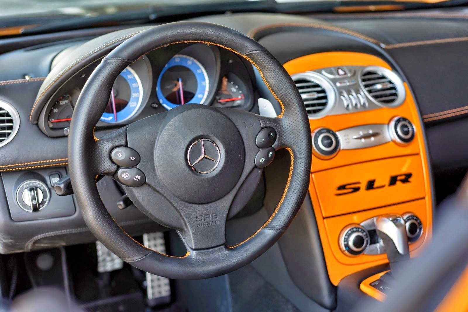 Mercedes Benz Sl >> Mercedes-Benz SLR McLaren 722S Roadster Edition | BENZTUNING