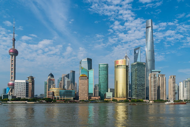 Top 5 biggest cities in the world