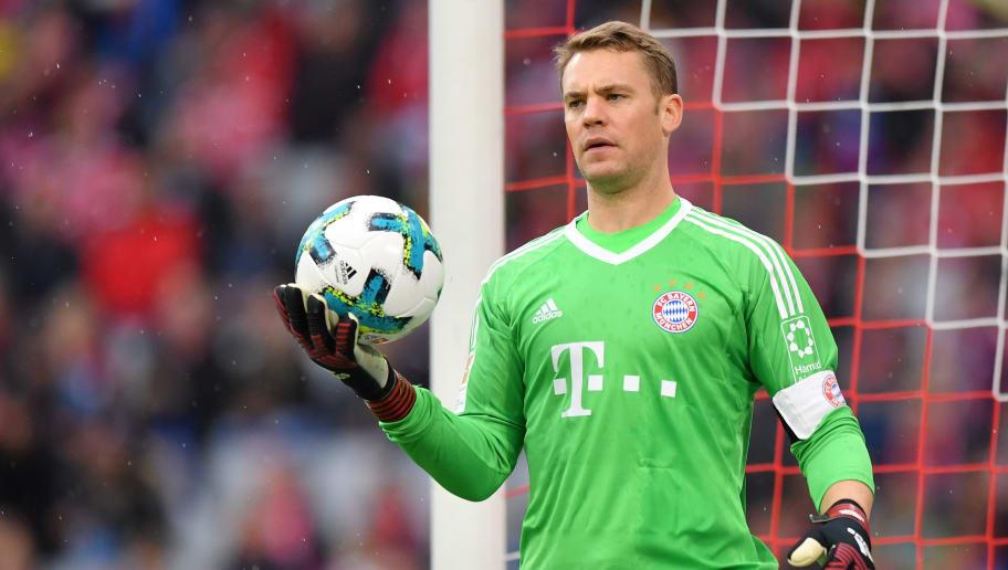 ประวัติ Manuel Neuer ( มานูเอล นอยเออร์ )