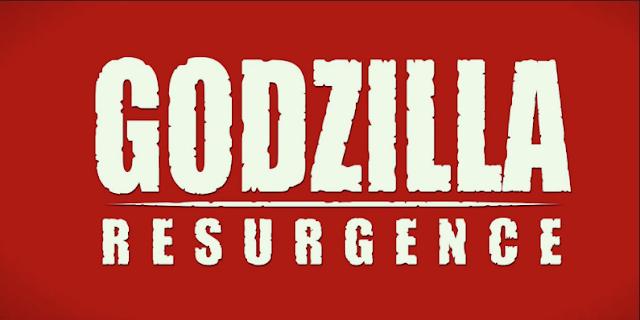 Sinopsis Film Jepang Terbaru : Godzilla Resurgence (2016)