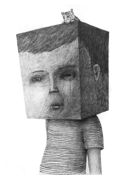 """Cuboid"" - Stefan Zsaitsits - 2012 