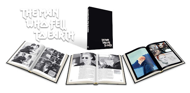 Making of The Man Who Fell To Earth Book