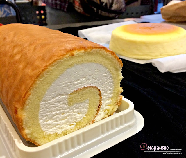 Japanese Cream Cake Roll from Uncle Tetsu PH