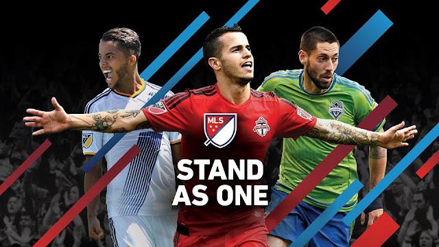 adidas y la MLS presentan las camisetas para su nueva temporada
