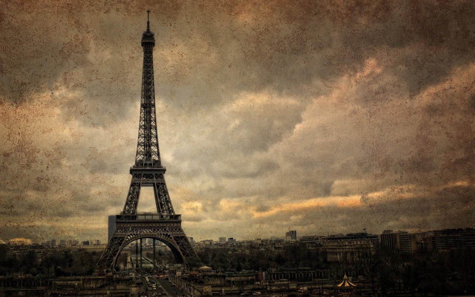 Old Paris Photo | Wallpaper Deposit