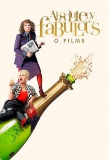 Absolutely Fabulous: O Filme - Dublado