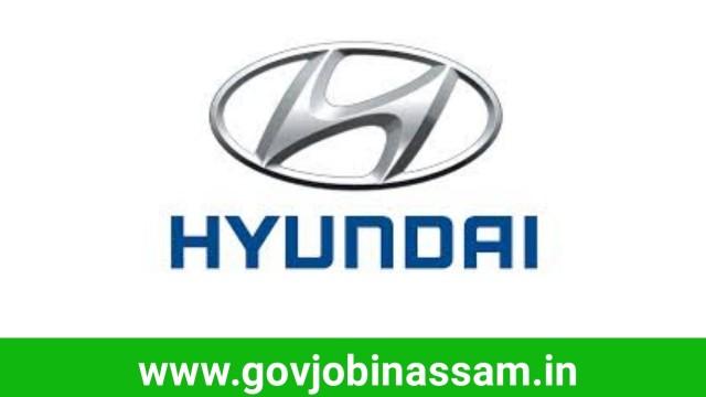 Oja Hyundai Guwahati Recruitment 2018
