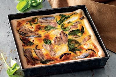INTERNATIONAL:  Italian Easter Monday Recipes OR Pasquetta: 25 ricette