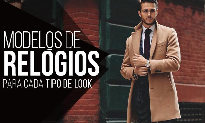 373fb0ea083 Macho Moda - Blog de Moda Masculina  Relógio Masculino  Dicas de ...