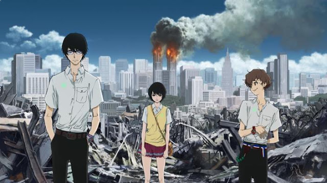 Top Anime Like Tokyo Ghoul - Terror in Resonance (Zankyou no Terror)